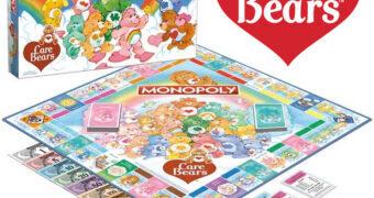 Jogo Monopoly Ursinhos Carinhosos (Care Bears)