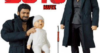 Billy Butcher MAFEX – Action Figure Medicom 1:12 da Série The Boys