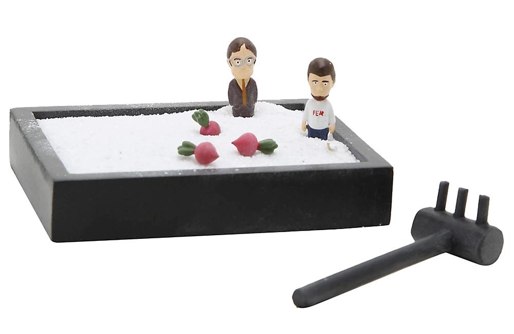 Dwight e Mose Zen Garden