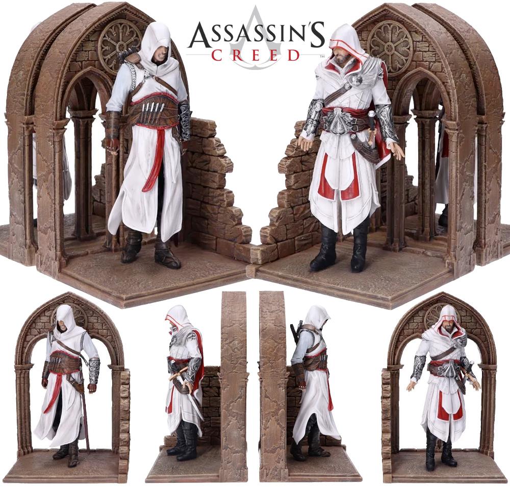 Apoios de Livros Assassin's Creed: Altair e Ezio