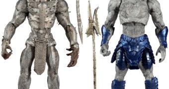 Super-Vilões da Liga da Justiça de Zack Snyder – Action Figures 10″ McFarlane Toys