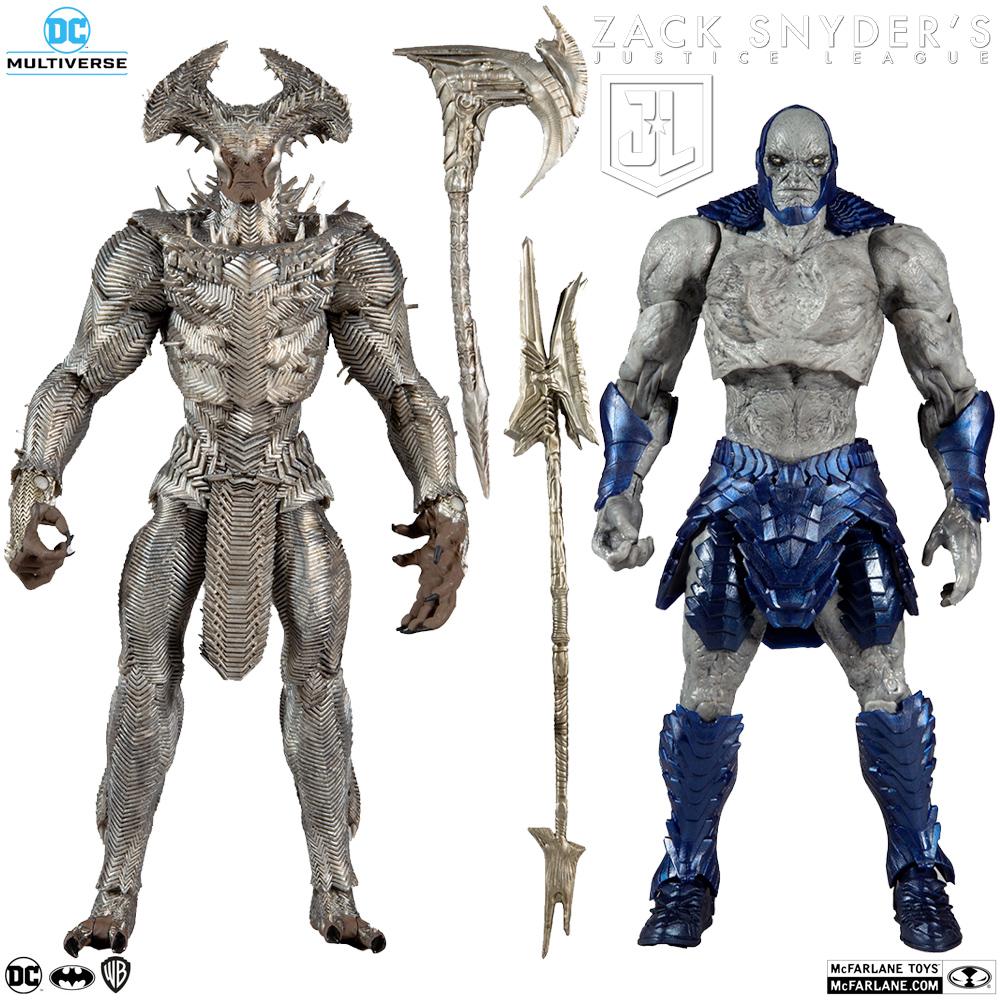Super-Vilões da Liga da Justiça de Zack Snyder - Action Figures 10