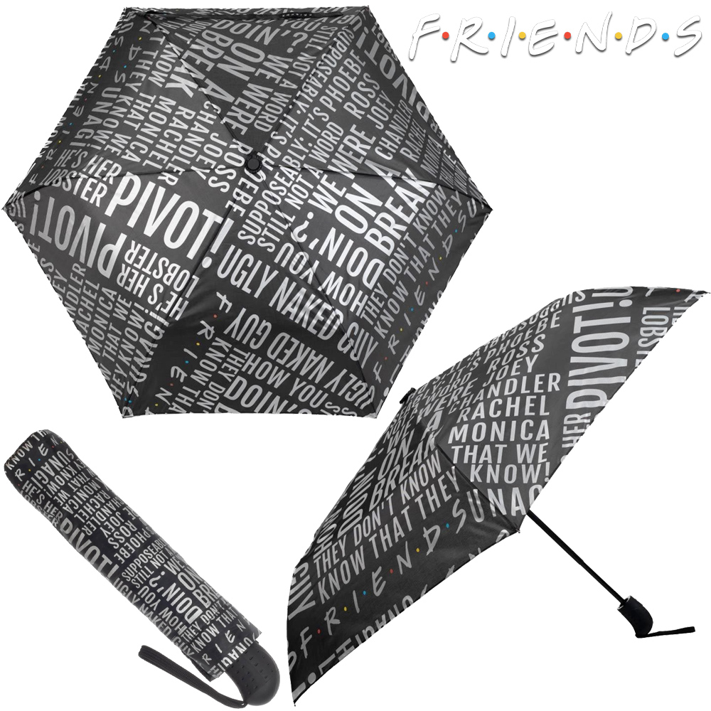 Guarda-Chuva Friends Quotes Umbrella