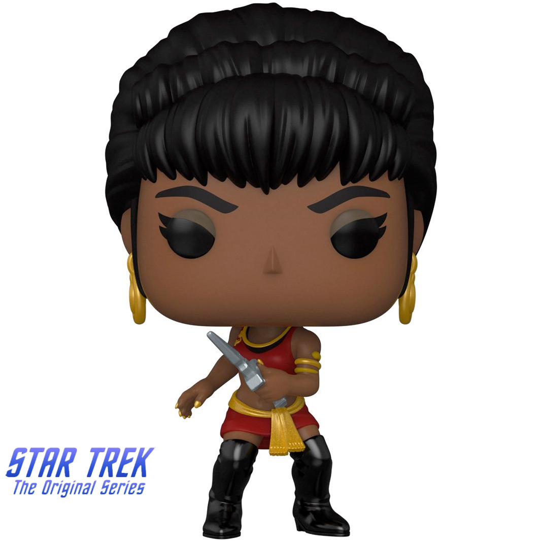 Star Trek The Original Series Pop Vinyl Figures