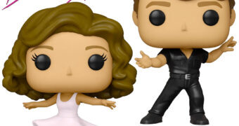 Bonecos Pop! Dirty Dancing (Ritmo Quente): Johnny e Baby Dançando