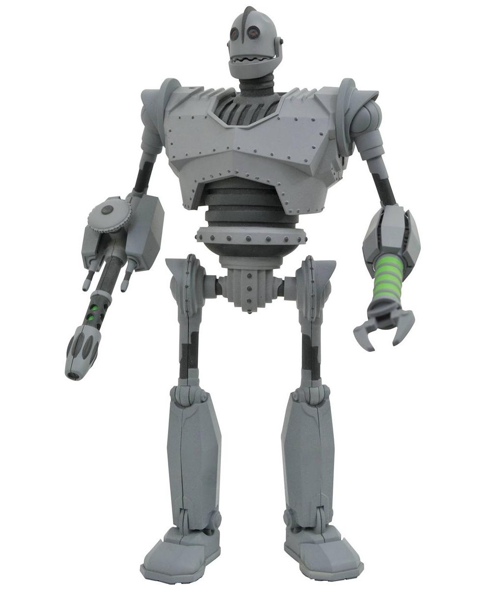 O Gigante de Ferro Iron Giant Select Battle Mode Action Figure