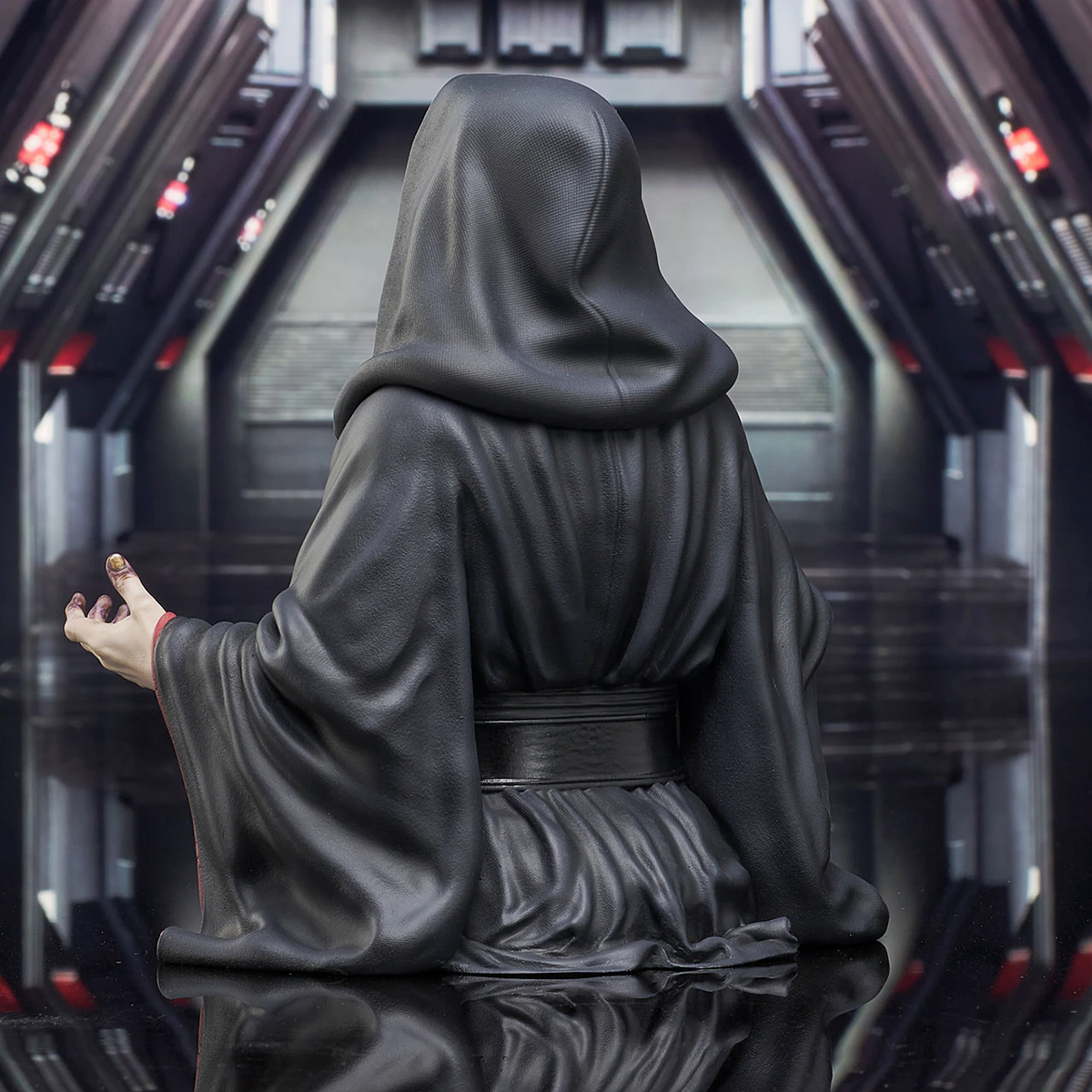 Busto Emperor Palpatine Mini-Bust Star Wars-The Rise of Skywalker