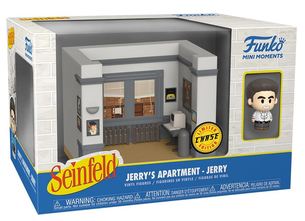 Funko Mini-Moments Seinfeld Mini-Figure Diorama Playsets