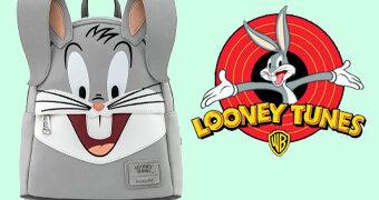 Mochila Pernalonga Looney Tunes Loungefly