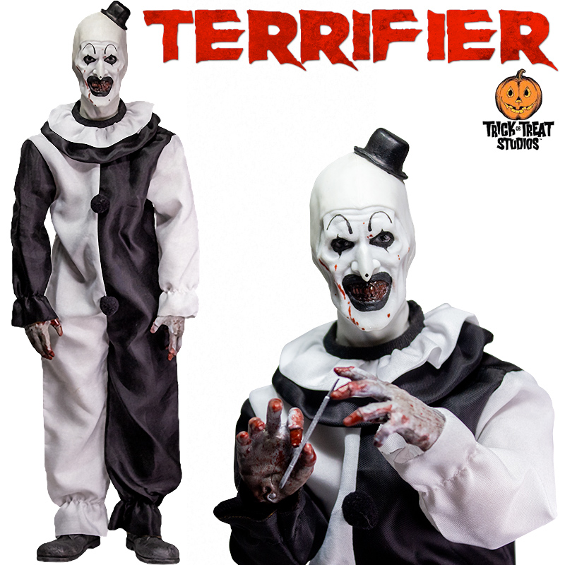 Action Figure Palhaco Art the Clown Terrifier Figure