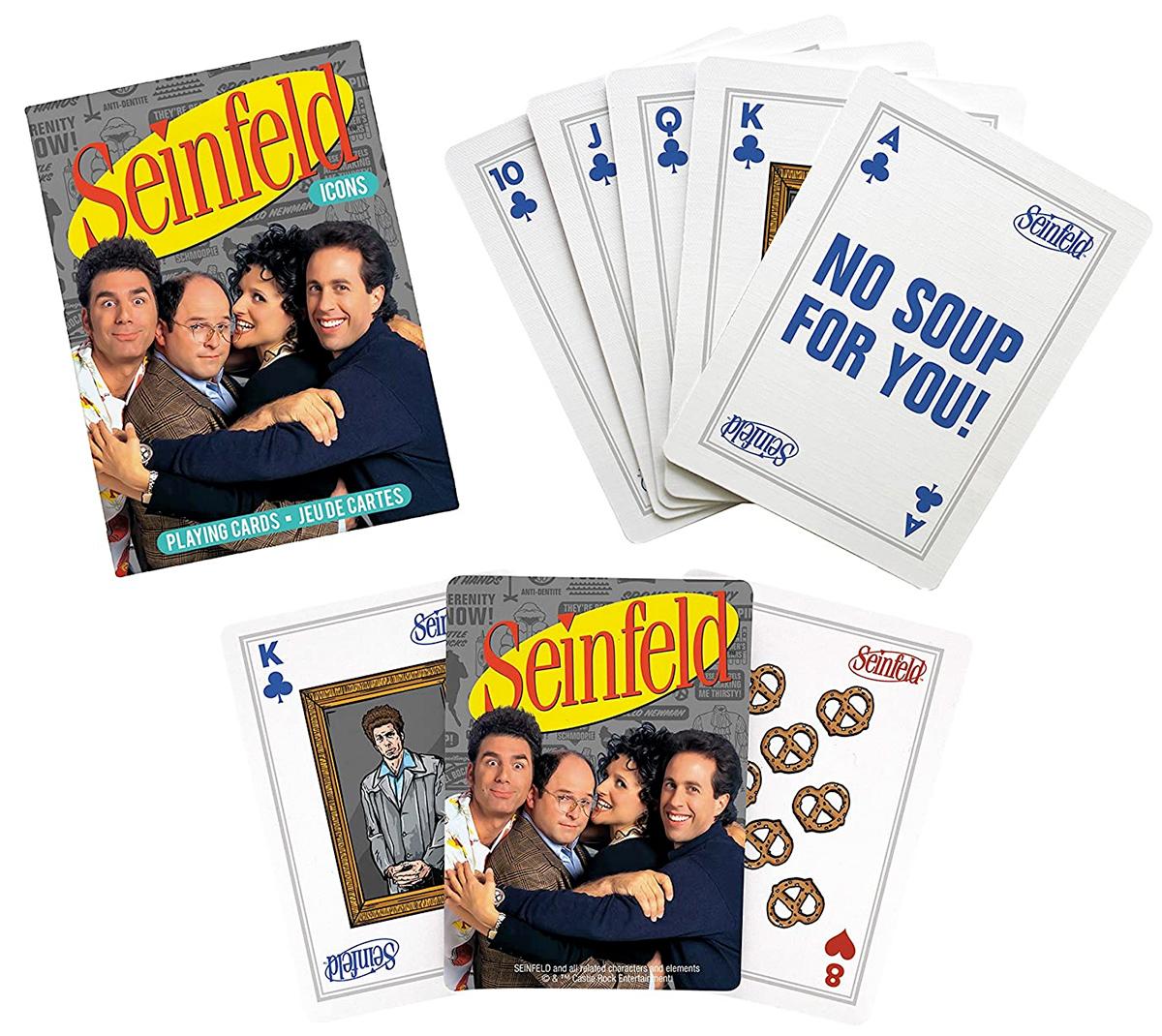 Baralho Seinfeld