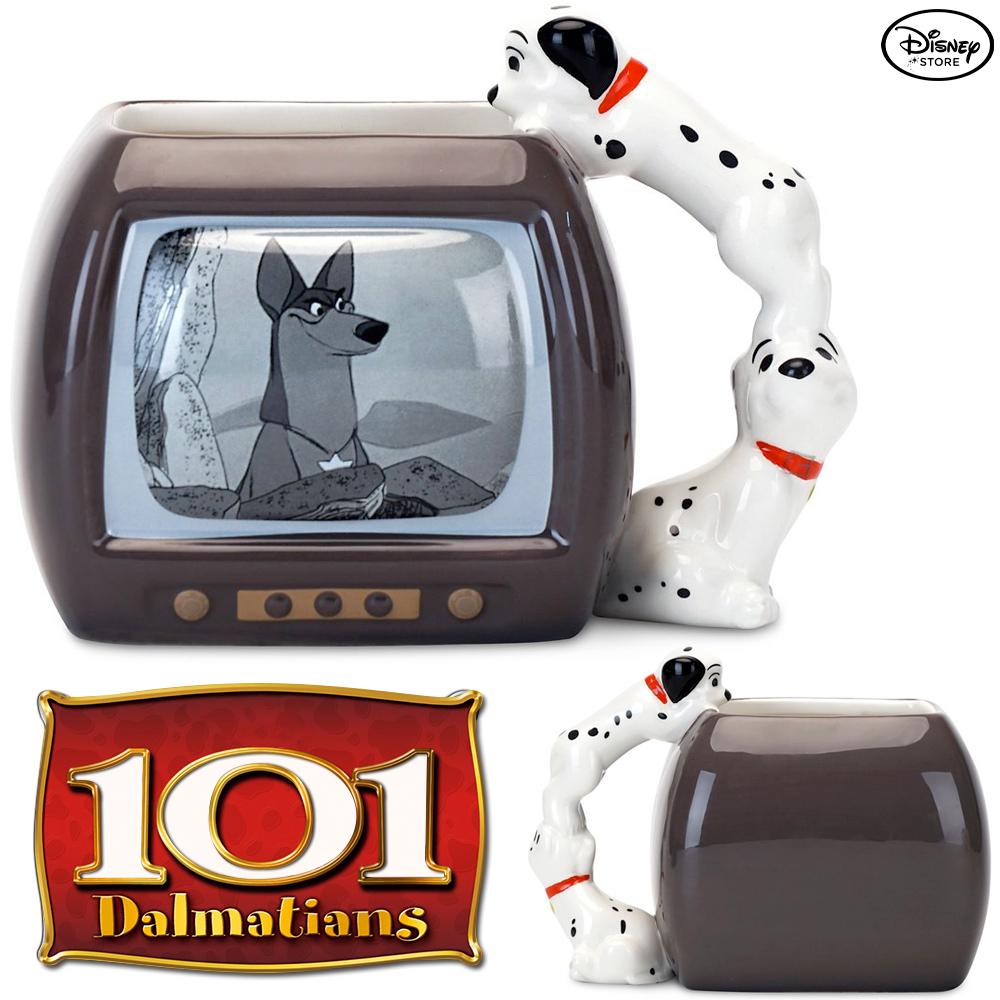 Caneca Disney 101 Dálmatas 60 Anos