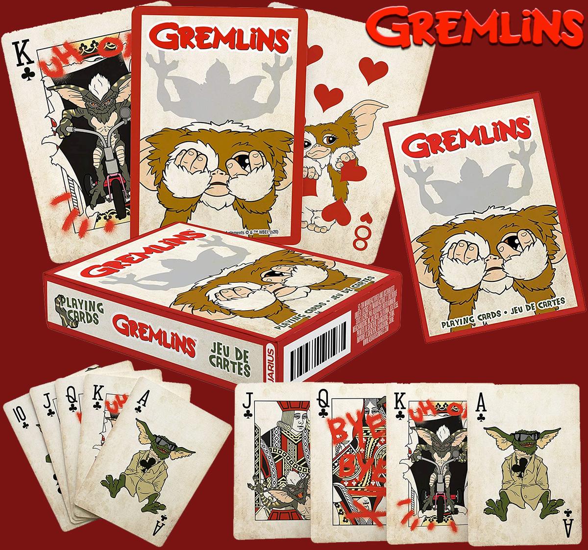 Baralho Gremlins