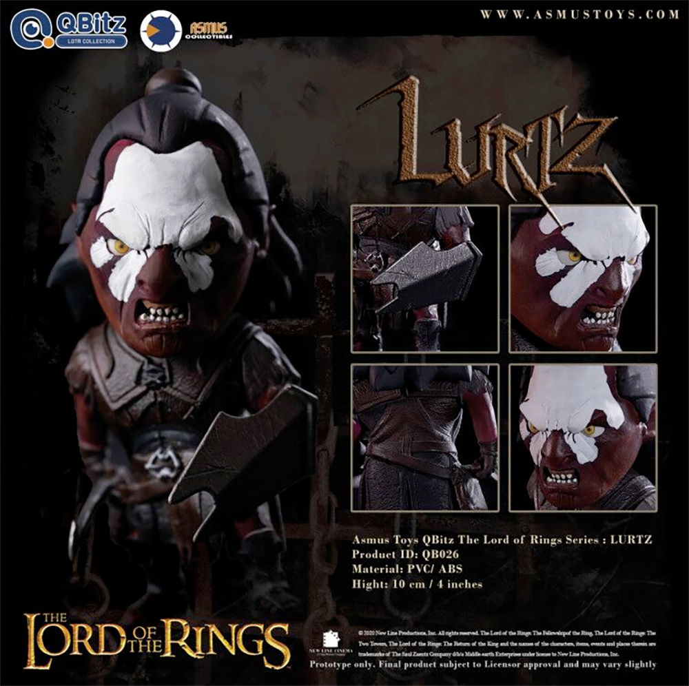 The Lord of the Rings QBitz Series 1
