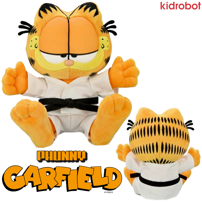 Garfield Karate Gi PHUNNY 8-Inch Plush