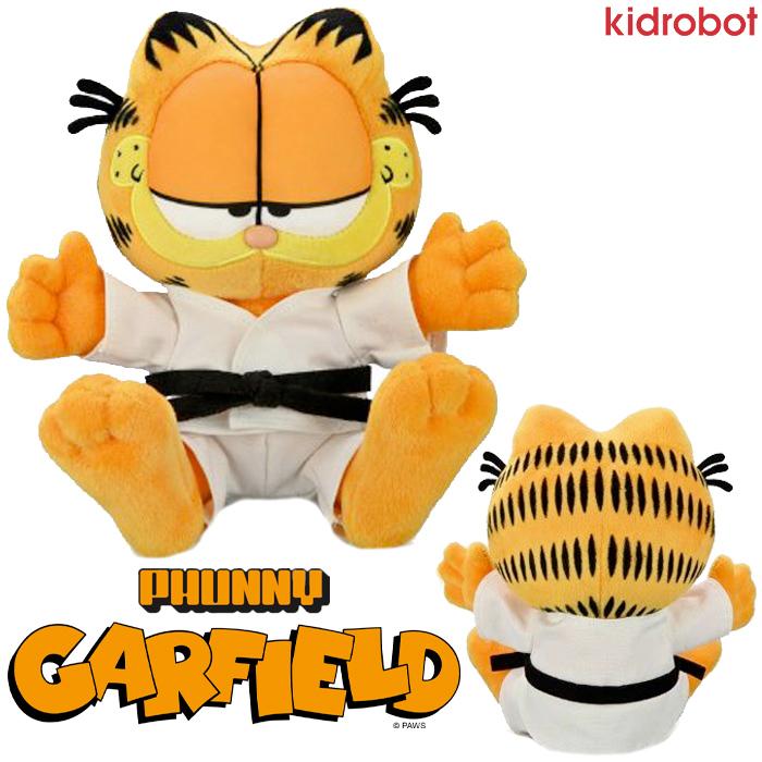 Garfield Karate Gi PHUNNY 8-Inch Plush
