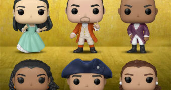 Bonecos Pop! Hamilton – Musical da Broadway