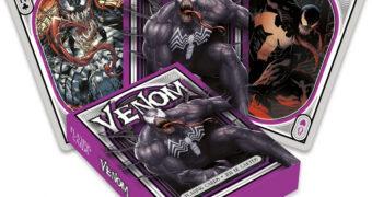 Baralho Marvel Venom