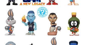 Space Jam 2: Um Novo Legado Mystery Minis – Mini-Figuras Funko Blind-Box