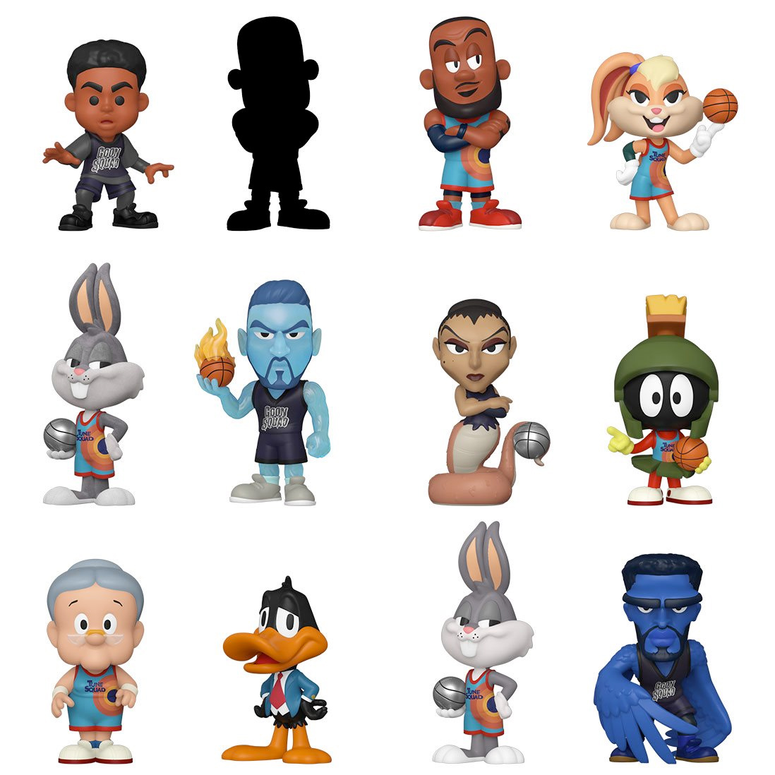 Space Jam 2 Mystery Minis Mini-Figures