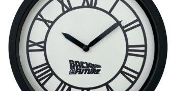 Relógio de Parede da Torre do Tribunal de Hill Valley em De Volta para o Futuro