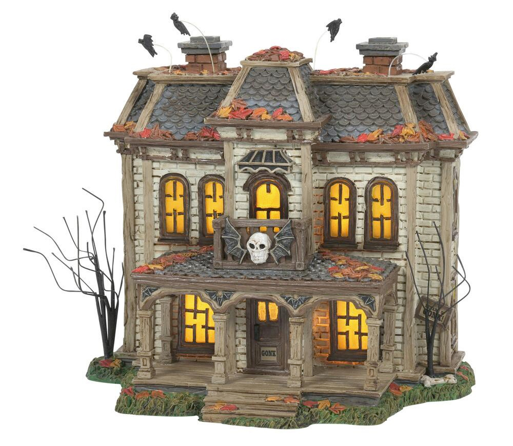 Casa Mal-Assombrada Elvira a Rainha das Trevas