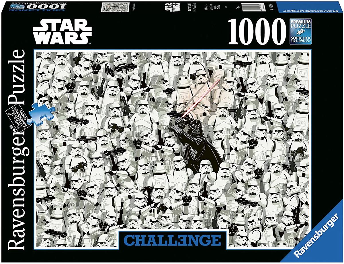 Quebra Cabeca Impossivel Star Wars Challenge Puzzle
