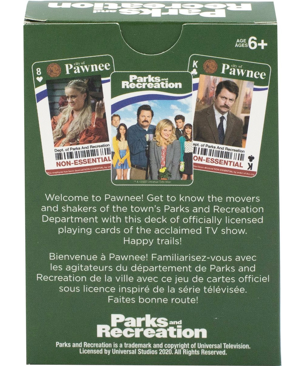 Baralho da Série Parks and Recreation