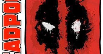 Cobertor de Lance Deadpool