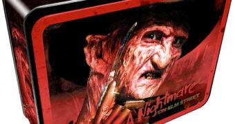 Lancheira Freddy Krueger (A Hora do Pesadelo)
