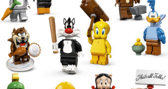 Mini-Figuras LEGO Looney Tunes (Blind-Bag)