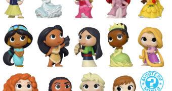 Princesas Disney Ultimate Mystery Minis – Mini-Figuras Funko Blind-Box