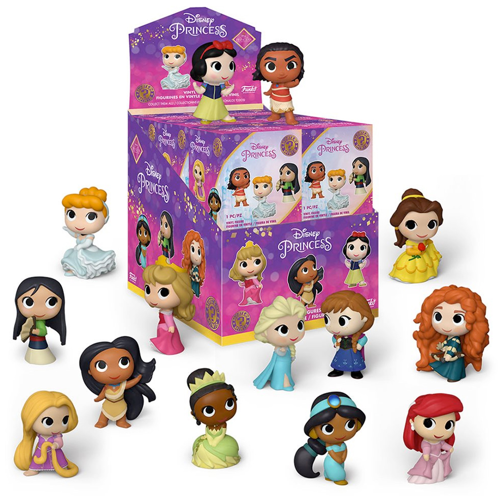 Disney Ultimate Princess Mystery Minis