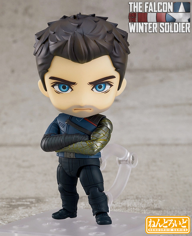 Nendoroid Winter Soldier The Falcon and The Winter Soldier