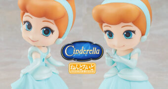 Boneca Nendoroid Cinderella (Disney)