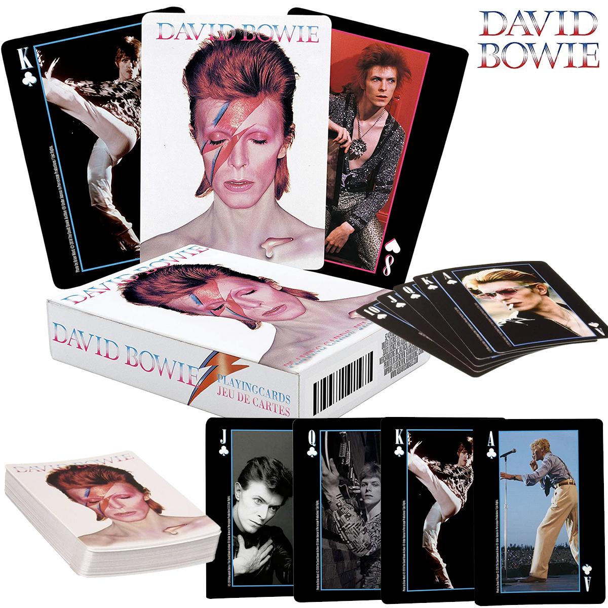 Baralho David Bowie o Camaleão do Rock