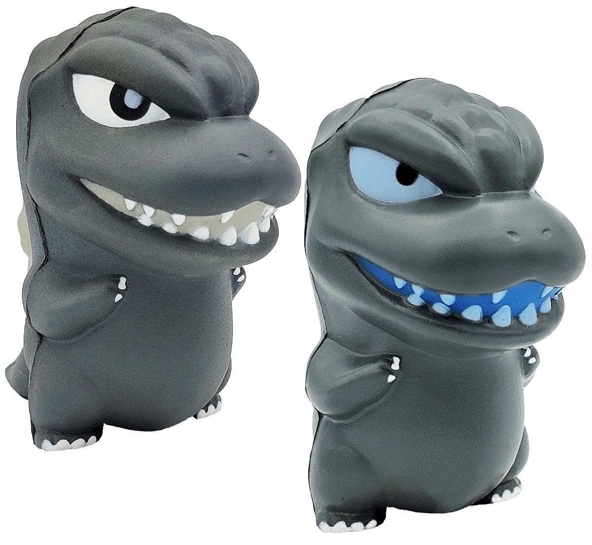 Bonecos Anti Stress Godzilla Smashies Stress Dolls