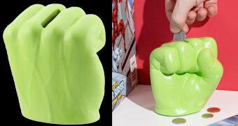 Cofre Punho do Incrível Hulk (Marvel Comics)