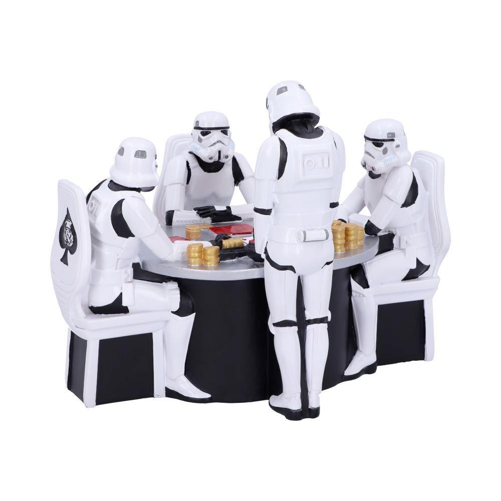 The Original Stormtrooper Poker Face Gambling Figurine