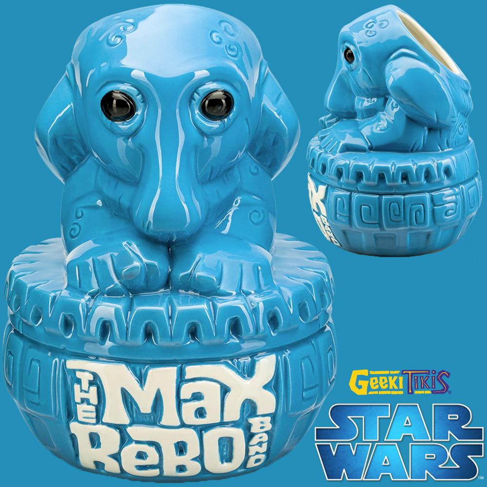 Caneca Max Rebo Geeki Tikis Star Wars