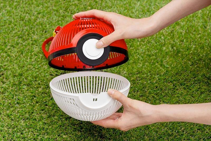 Cesta para Capturar Insetos Pokemon Pokeball Insect Cage