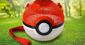 Cesta para Capturar Insetos Pokemon Pokeball Insect Cage