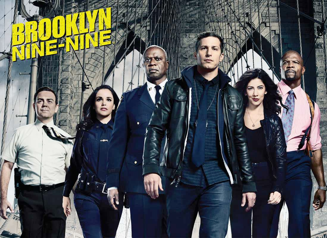 Quebra Cabeca Brooklyn Nine-Nine No More Mr Noice Guys 1000 Piece Puzzle