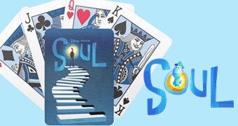 Baralho Soul: Uma Aventura com Alma (Bicycle Playing Cards)
