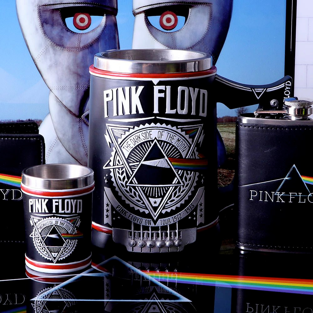 Caneca Pink Floyd Darkside of the Moon Tour Tankard