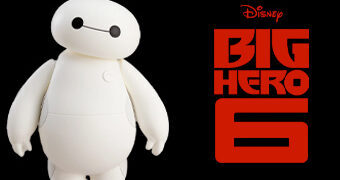 Boneco Nendoroid Robô Baymax (Big Hero 6)