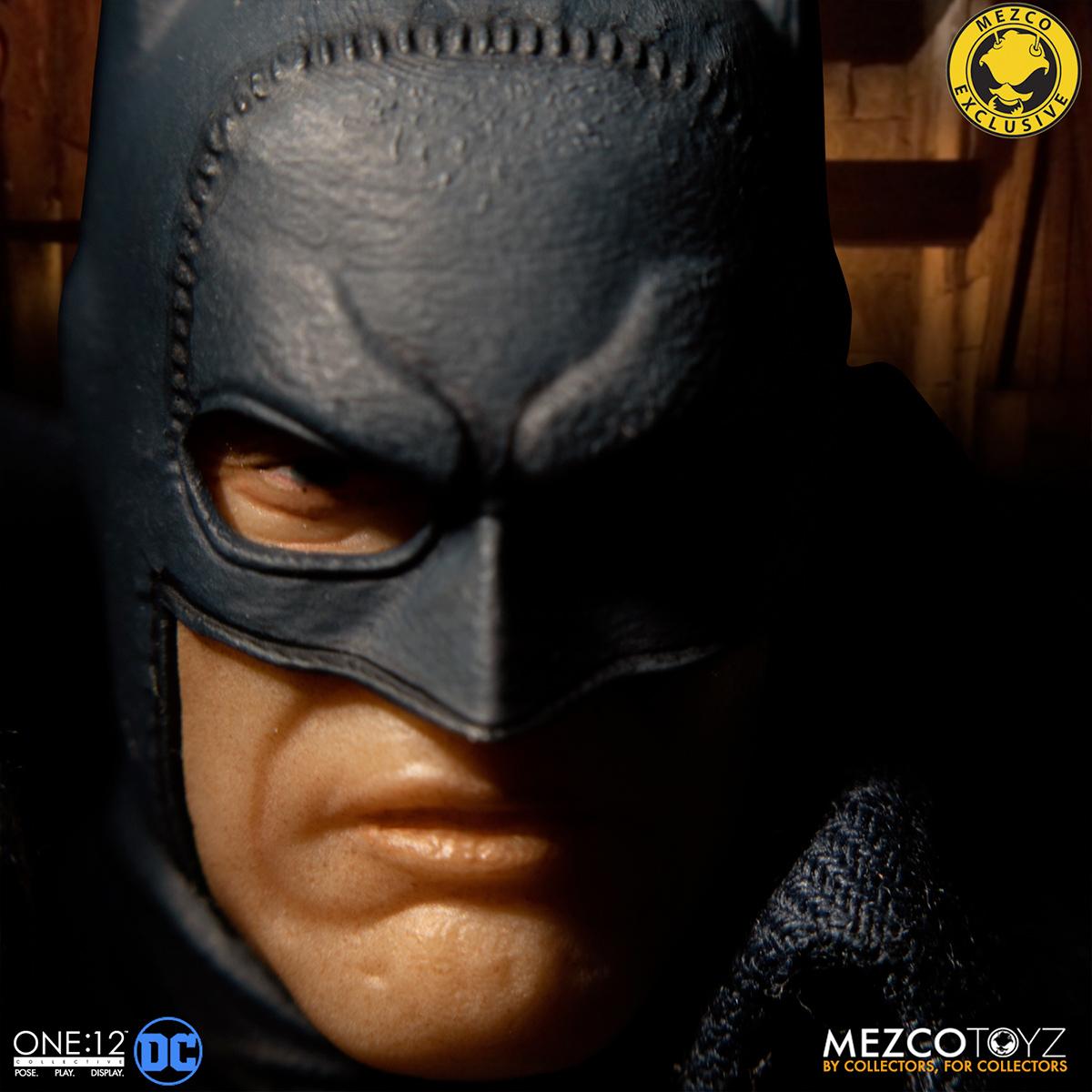 Action Figure Batman-Gotham by Gaslight One-12 Collective
