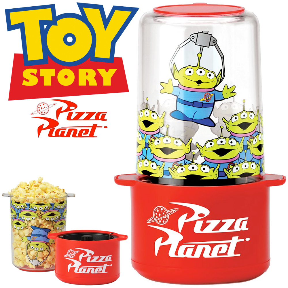 Pipoqueira Pizza Planet Popcorn Popper Toy Story