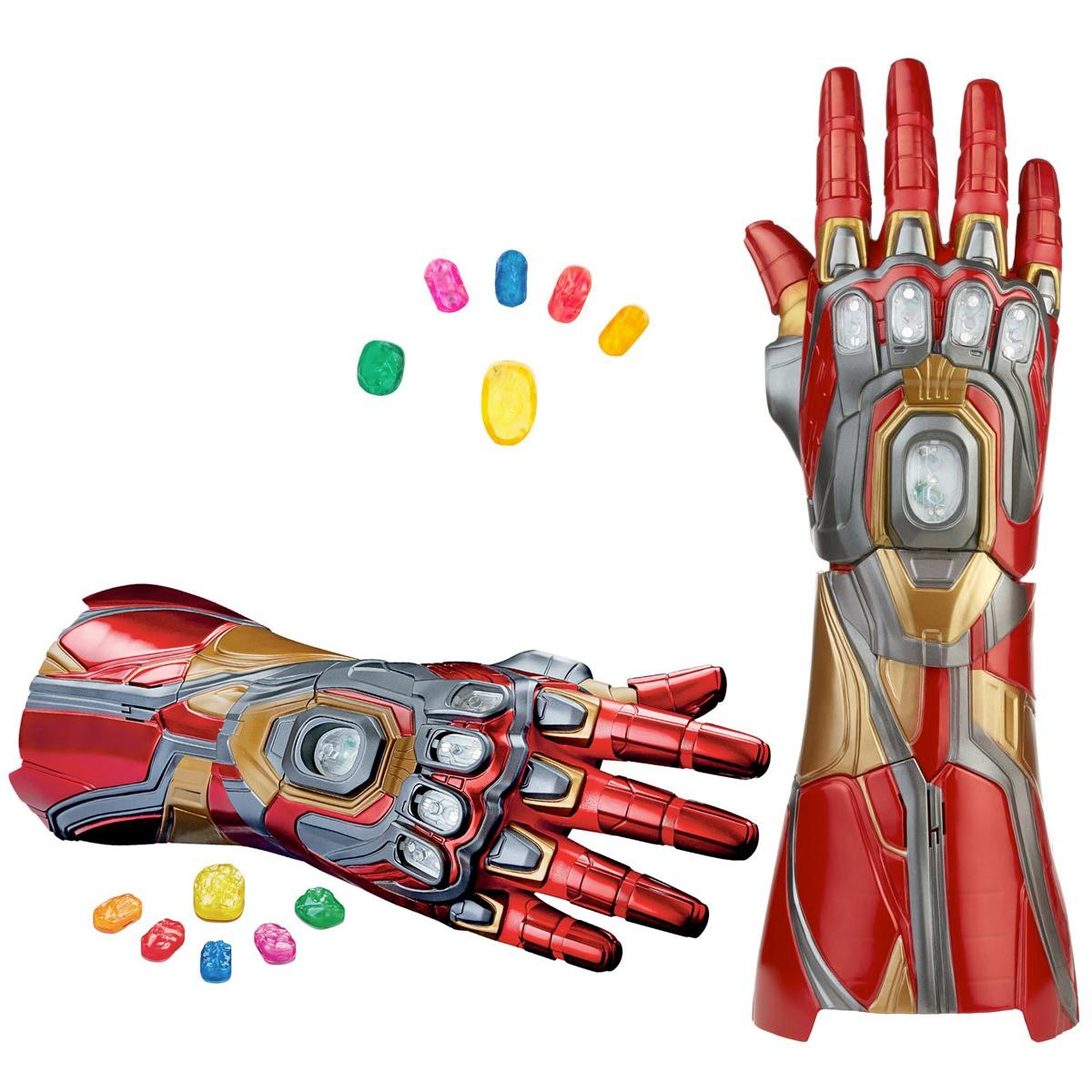 Iron Man Nano Gauntlet Avengers Endgame Prop Replica Marvel Infinity Saga