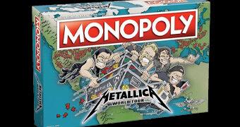 Jogo Metallica World Tour 2013 em 7 Continentes